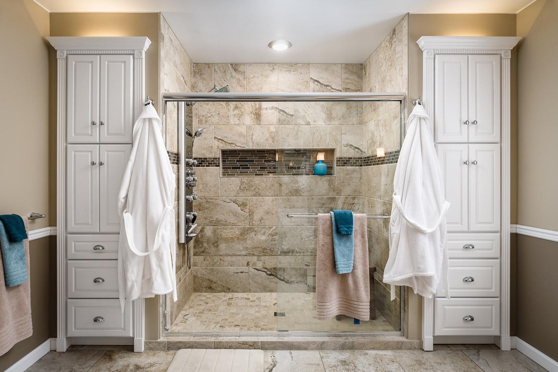 Bathroom Remodel Arcadia Shower