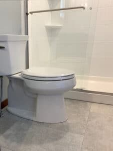 Image of Kohler Toilet - products available from Bath Fixer of La Crosse.